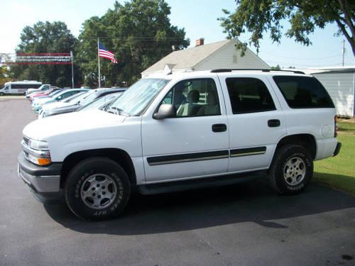 2005 chevrolet tahoe suv for sale in decatur alabama classified. Black Bedroom Furniture Sets. Home Design Ideas