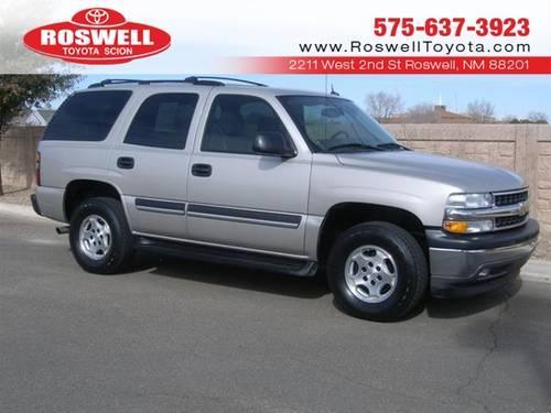 2005 chevrolet tahoe suv ls for sale in elkins new mexico classified. Black Bedroom Furniture Sets. Home Design Ideas