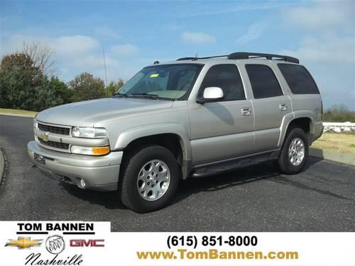 2005 chevrolet tahoe suv tahoe for sale in am qui. Black Bedroom Furniture Sets. Home Design Ideas