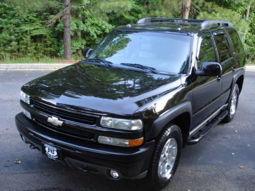 American Auto Sales Nc: 2005 CHEVROLET TAHOE Z71 4X4 For Sale In Raleigh, North