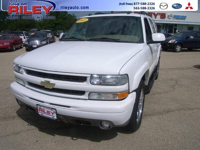 2005 chevrolet tahoe z71 for sale in dubuque iowa. Black Bedroom Furniture Sets. Home Design Ideas