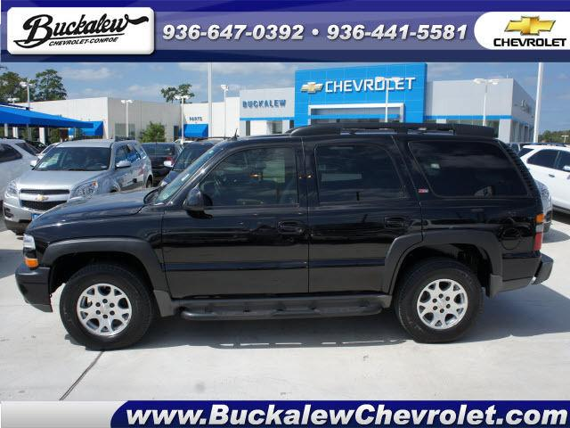 2005 chevrolet tahoe z71 for sale in conroe texas classified. Black Bedroom Furniture Sets. Home Design Ideas