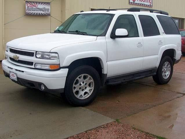 2005 chevrolet tahoe z71 for sale in dell rapids south dakota classified. Black Bedroom Furniture Sets. Home Design Ideas