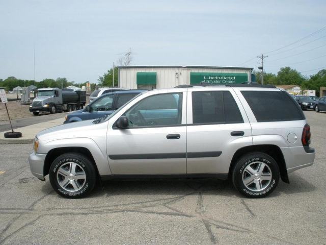 Chevrolet trailblazer for sale submited images