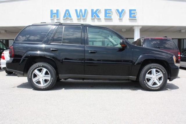 2005 chevrolet trailblazer ext lt for sale in red oak iowa classified. Black Bedroom Furniture Sets. Home Design Ideas