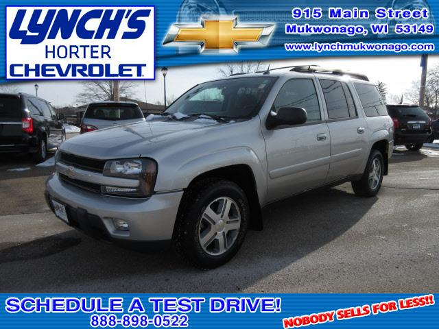 2005 chevrolet trailblazer ext lt mukwonago wi for sale in mukwonago wisconsin classified. Black Bedroom Furniture Sets. Home Design Ideas