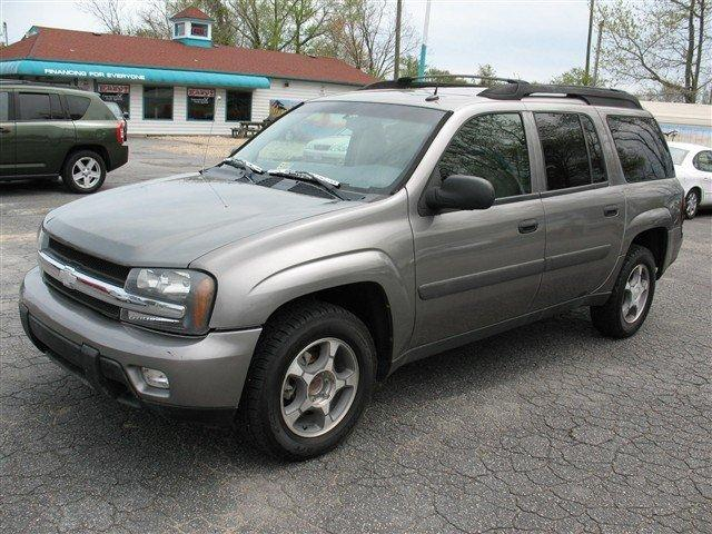 2005 chevrolet trailblazer ls 4dr suv for sale in virginia. Black Bedroom Furniture Sets. Home Design Ideas