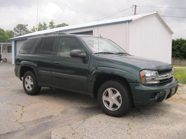 2005 Chevrolet TrailBlazer LS for Sale in Greenwood, South ...