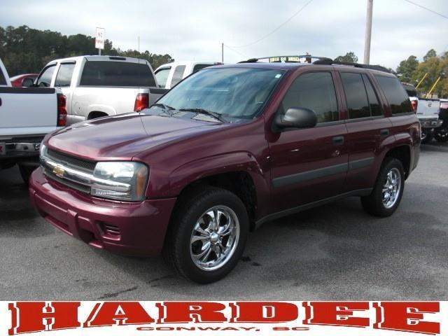 2005 chevrolet trailblazer ls for sale in conway south carolina classified. Black Bedroom Furniture Sets. Home Design Ideas