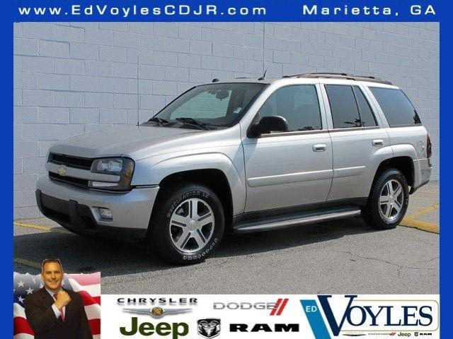 2005 chevrolet trailblazer lt for sale in marietta georgia classified. Black Bedroom Furniture Sets. Home Design Ideas