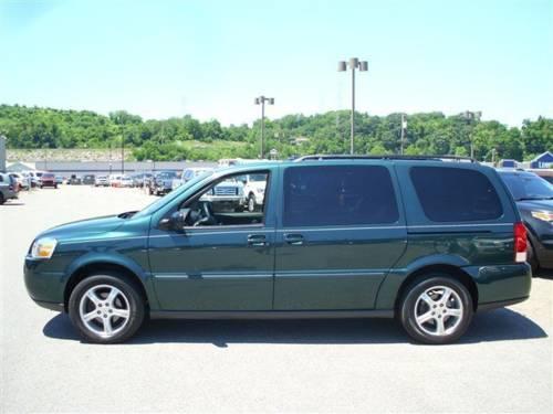 2005 chevrolet uplander mini van passenger ls for sale in carnegie pennsylvania classified. Black Bedroom Furniture Sets. Home Design Ideas
