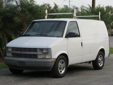 2005 chevy astro cargo van for sale in pembroke park florida classified. Black Bedroom Furniture Sets. Home Design Ideas