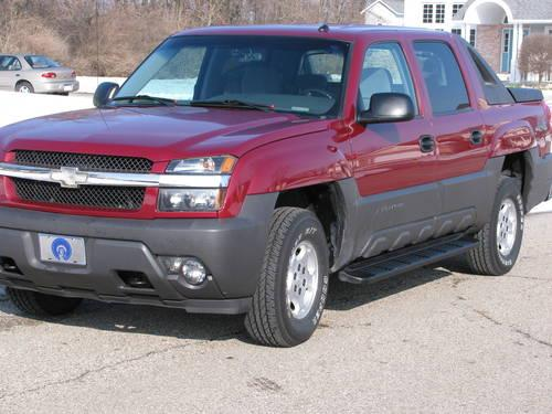 2005 chevy avalanche for sale in kalamazoo michigan classified. Black Bedroom Furniture Sets. Home Design Ideas