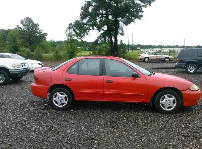 2005 chevy cavalier quick sale auto for sale in tyler
