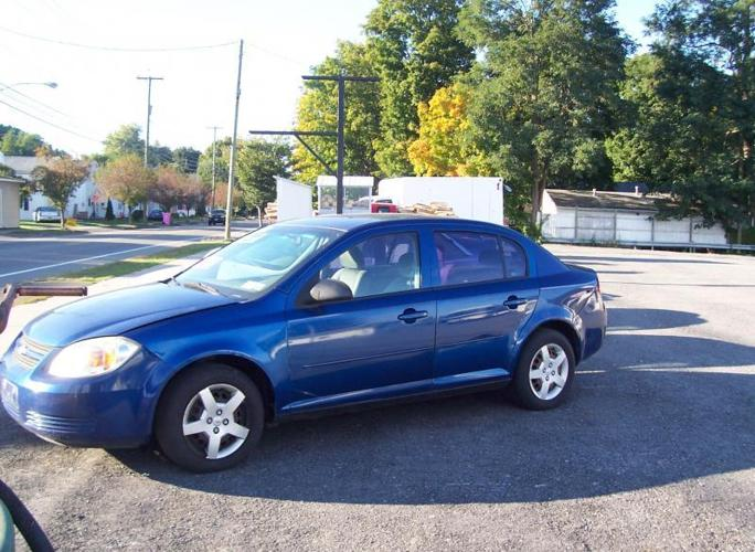 2005 chevy cobalt for sale in mount morris new york classified. Black Bedroom Furniture Sets. Home Design Ideas