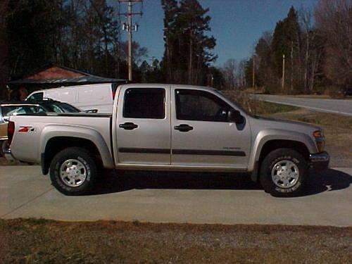 2005 chevy colorado z71 ls crew cab for sale in arcadia north carolina classified. Black Bedroom Furniture Sets. Home Design Ideas
