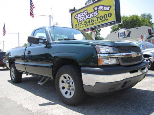 2005 chevy silverado 1500 4x4 great4work for sale in howell michigan classified. Black Bedroom Furniture Sets. Home Design Ideas