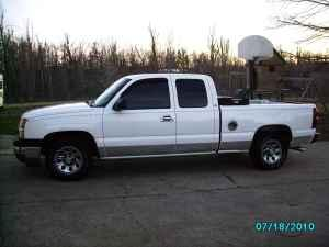 Buy Here Pay Here Ky >> 2005 chevy sliverado extend cab v-6 2 wheel drive pickup truck!! - (madisonville ky) for Sale in ...