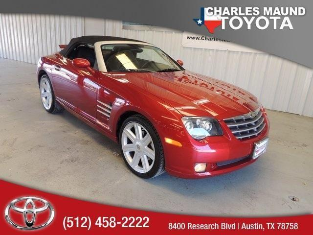 2005 Chrysler Crossfire 2D Roadster Limited