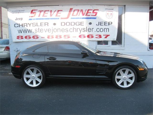 2005 chrysler crossfire for sale in owensboro kentucky classified. Black Bedroom Furniture Sets. Home Design Ideas