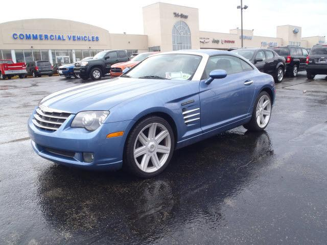Tri Star Blairsville >> 2005 Chrysler Crossfire Limited for Sale in Blairsville ...