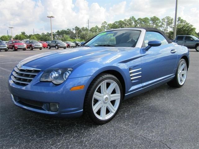 2005 chrysler crossfire limited for sale in cape coral florida classified. Black Bedroom Furniture Sets. Home Design Ideas
