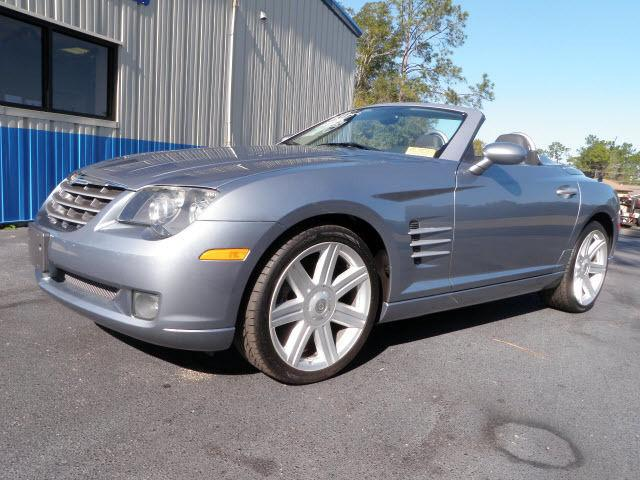 2005 chrysler crossfire limited for sale in tallahassee florida classified. Black Bedroom Furniture Sets. Home Design Ideas