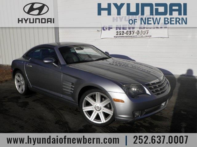 2005 Chrysler Crossfire Limited Limited 2dr Hatchback