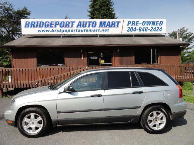 2005 chrysler pacifica for sale in bridgeport west virginia classified. Black Bedroom Furniture Sets. Home Design Ideas