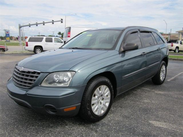 2005 chrysler pacifica for sale in cape coral florida classified. Black Bedroom Furniture Sets. Home Design Ideas