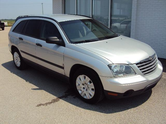 2005 chrysler pacifica for sale in eureka illinois classified. Black Bedroom Furniture Sets. Home Design Ideas
