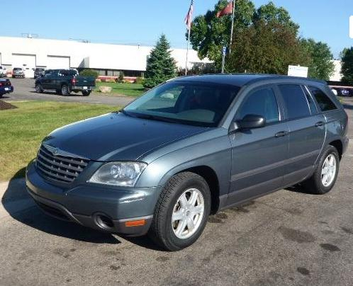 2005 chrysler pacifica for sale in byron center michigan classified. Black Bedroom Furniture Sets. Home Design Ideas