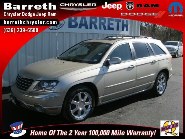 2005 chrysler pacifica limited for sale in washington missouri classified. Black Bedroom Furniture Sets. Home Design Ideas