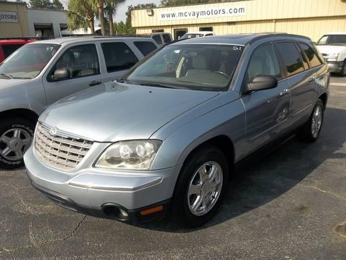 2005 chrysler pacifica touring 656751 for sale in for Mcvay motors pensacola florida