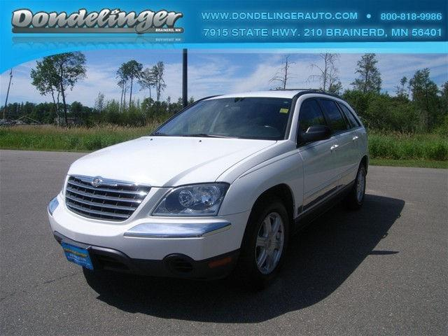 2005 chrysler pacifica touring for sale in brainerd minnesota classified. Black Bedroom Furniture Sets. Home Design Ideas