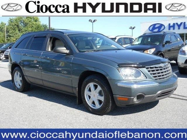 2005 chrysler pacifica touring for sale in lebanon pennsylvania classified. Black Bedroom Furniture Sets. Home Design Ideas