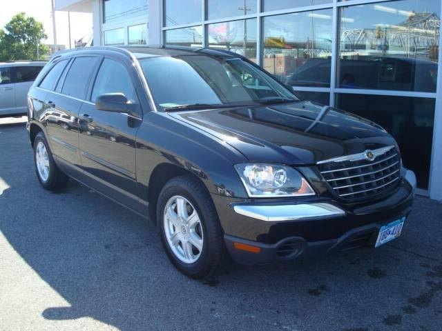 2005 chrysler pacifica touring for sale in winona minnesota classified. Black Bedroom Furniture Sets. Home Design Ideas