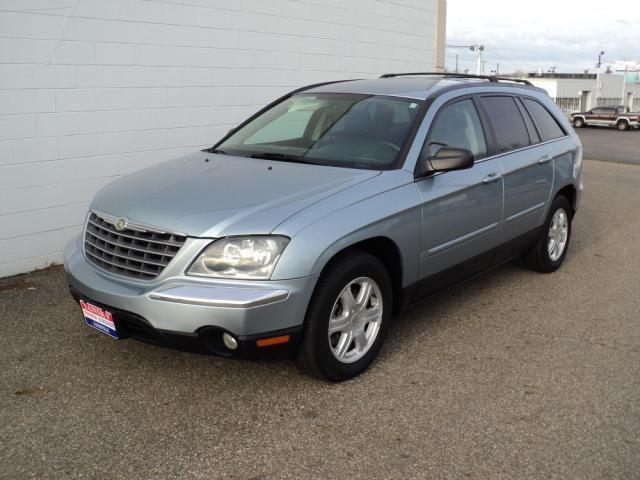 2005 chrysler pacifica touring for sale in zanesville ohio classified. Cars Review. Best American Auto & Cars Review