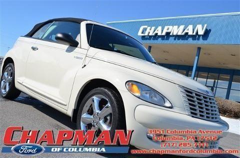 2005 chrysler pt cruiser 2 door convertible for sale in. Black Bedroom Furniture Sets. Home Design Ideas
