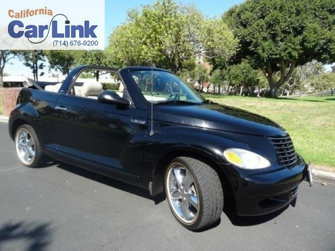 2005 chrysler pt cruiser 2dr convertible gt for sale in. Black Bedroom Furniture Sets. Home Design Ideas