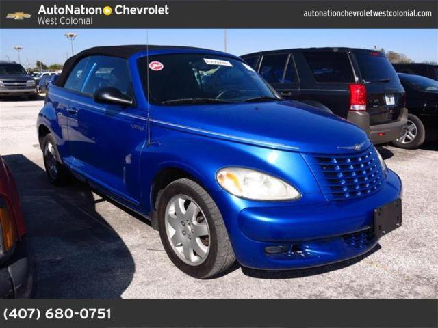 2005 chrysler pt cruiser for sale in orlando florida. Black Bedroom Furniture Sets. Home Design Ideas