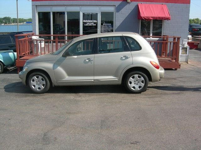 autoland sioux falls 2005 chrysler pt cruiser touring for sale in