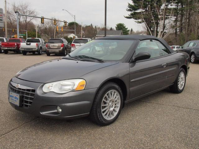 2005 chrysler sebring convertible touring for sale in newington new hampshire classified. Black Bedroom Furniture Sets. Home Design Ideas