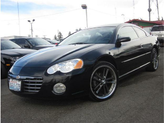2005 Chrysler Sebring Coupe 2d For Sale In Lynnwood