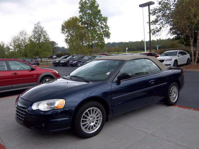 2005 chrysler sebring touring for sale in antioch tennessee classified. Black Bedroom Furniture Sets. Home Design Ideas