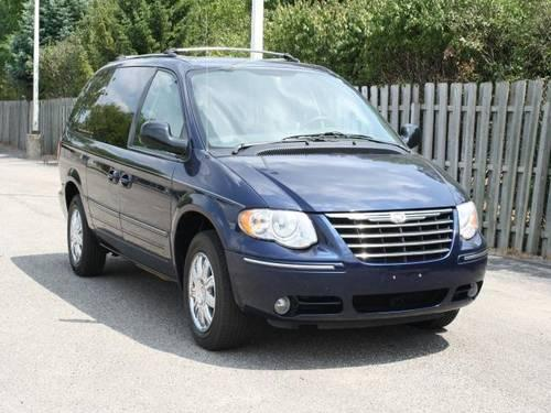2005 chrysler town country mini van passenger 4dr lwb. Black Bedroom Furniture Sets. Home Design Ideas