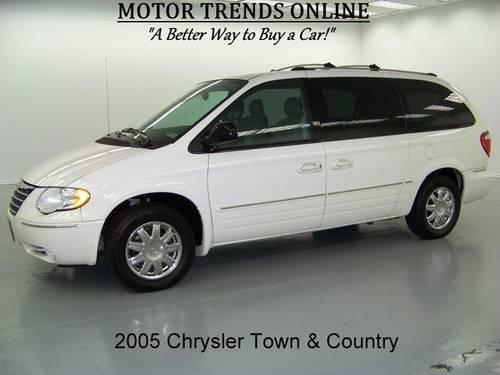 2005 chrysler town country minivan van limited for sale. Black Bedroom Furniture Sets. Home Design Ideas