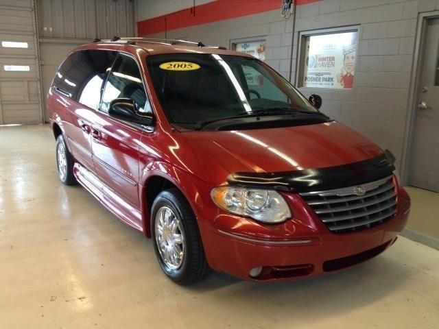 2005 chrysler town country limited for sale in lake wales florida classified. Black Bedroom Furniture Sets. Home Design Ideas