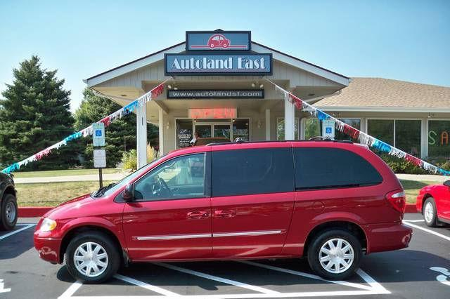 2005 chrysler town country touring for sale in sioux falls south dakota classified. Black Bedroom Furniture Sets. Home Design Ideas