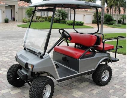 2005 Club Car Golf Cart Cool For Sale In Kansas City
